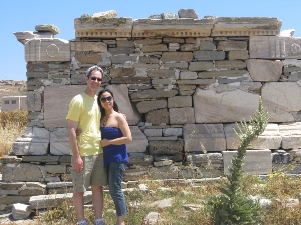 JE in Delos