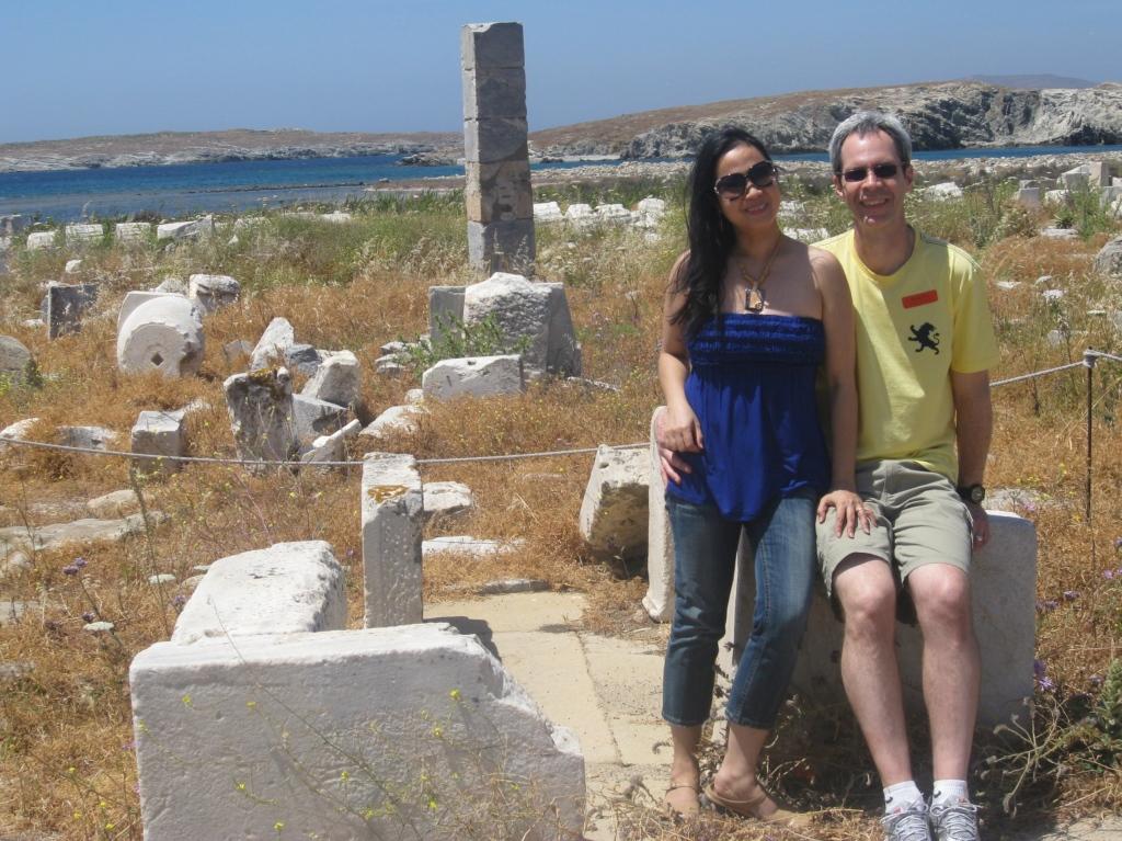 JE's Delos Tour