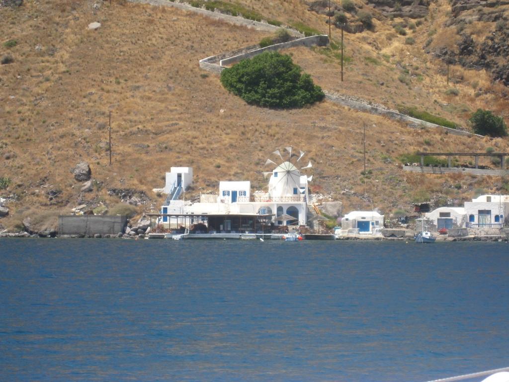 Thirasia Island