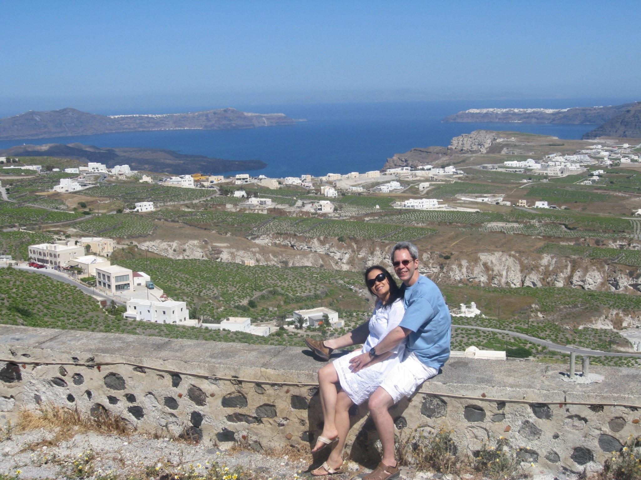Santorini – Day 2