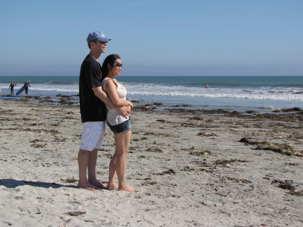 Coronado Beach in SD