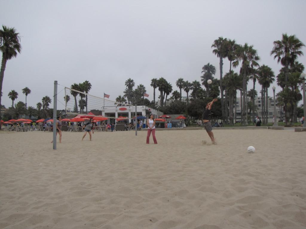 V in Santa Monica