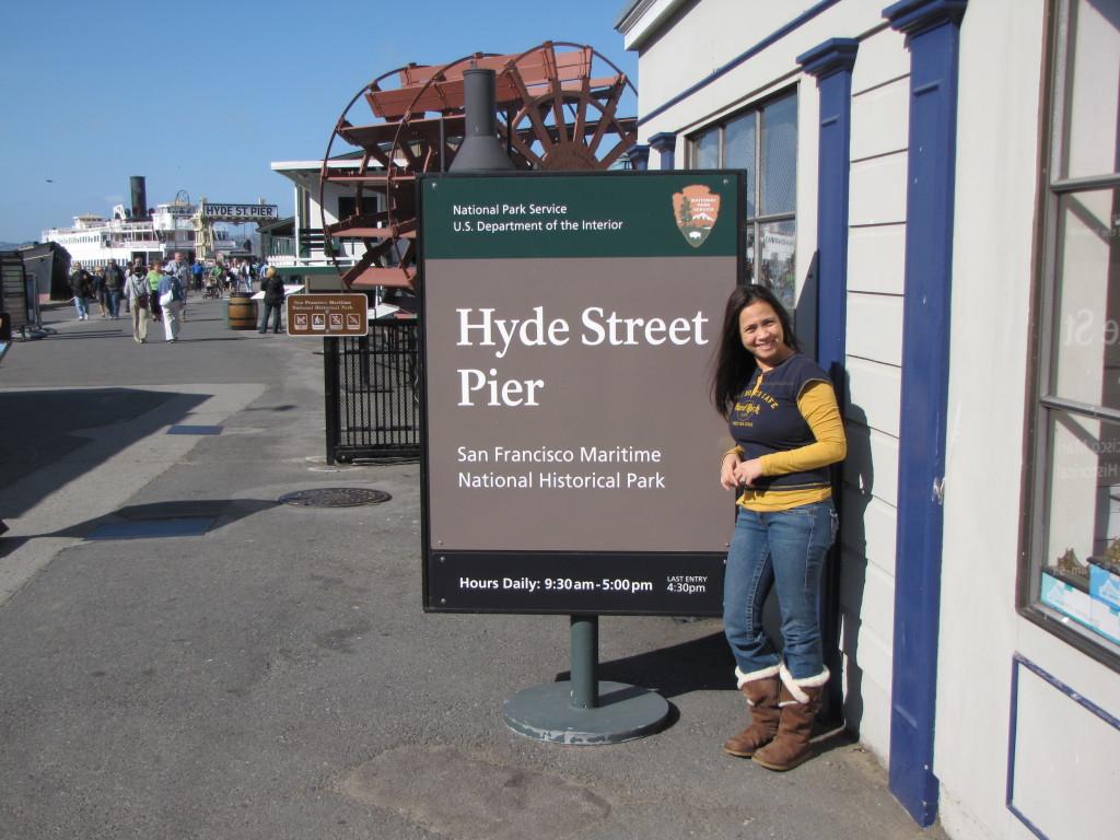 E on Hyde Street