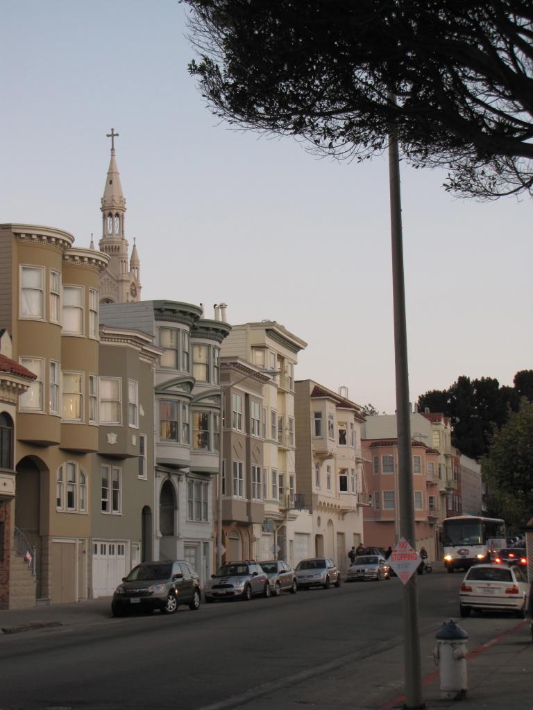 SF buildings