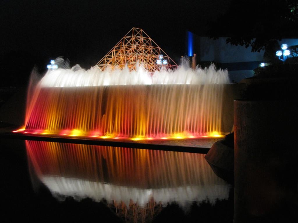 Pyramid at Epcot