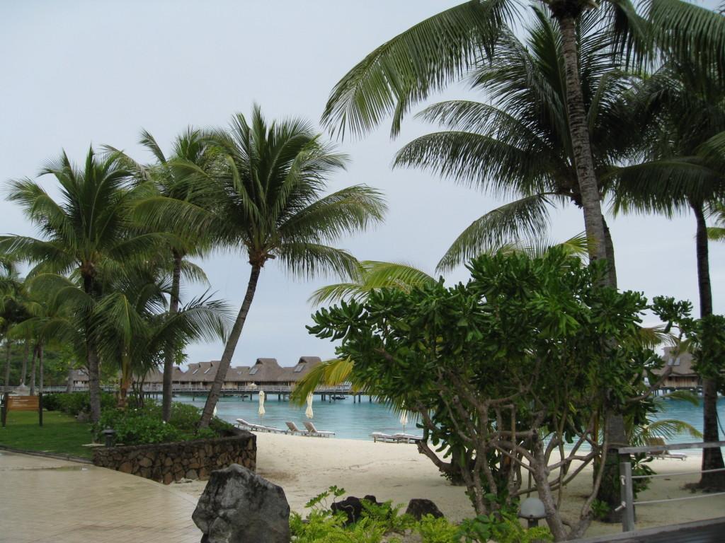 ...in Bora Bora