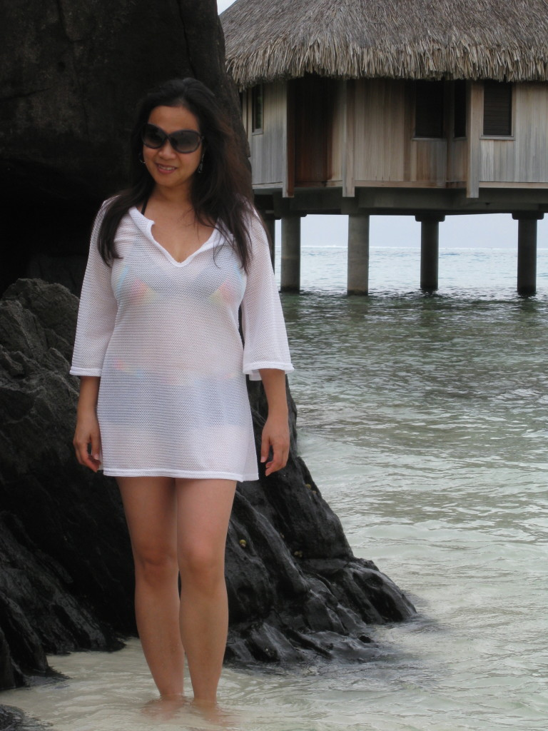 Our 3rd day in Bora Bora