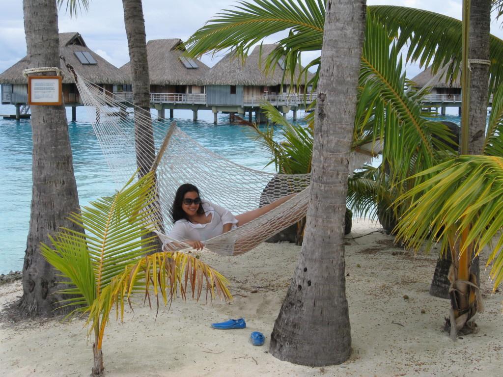 Chillin' in Bora Bora
