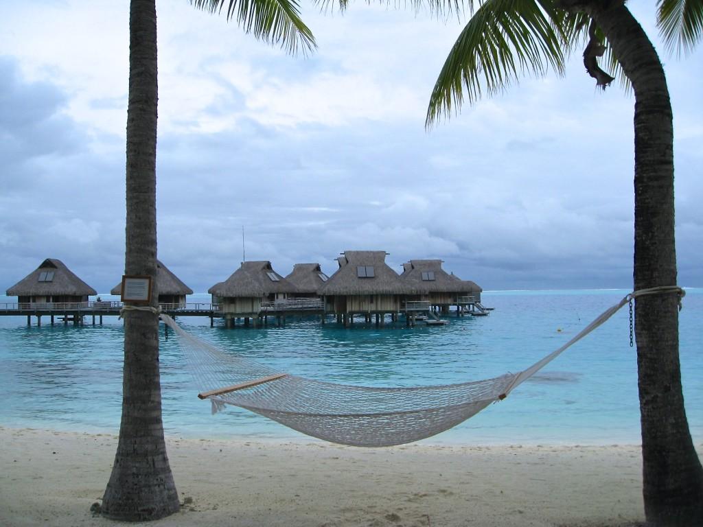 R and R in Bora Bora