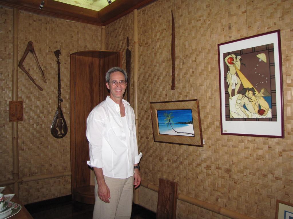 in Iriatai Restaurant