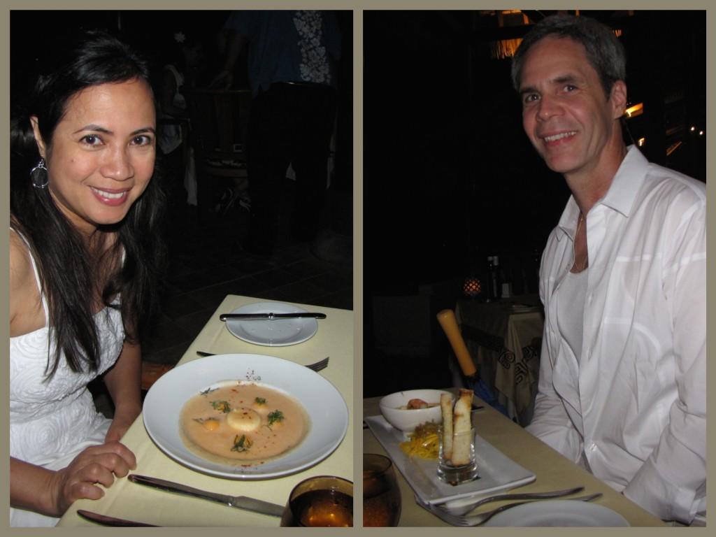Dinner @ Iriatai Restaurant