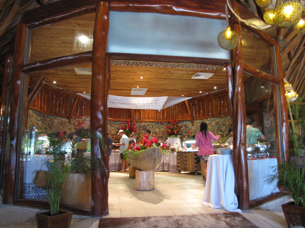 Breakfast @ Bora Bora