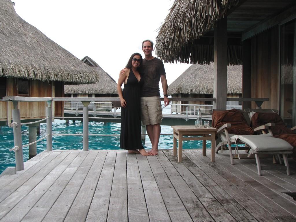 Our 4th day in Bora Bora