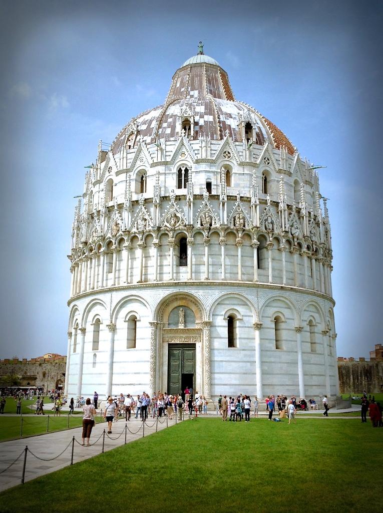 Pisa's Baptistery