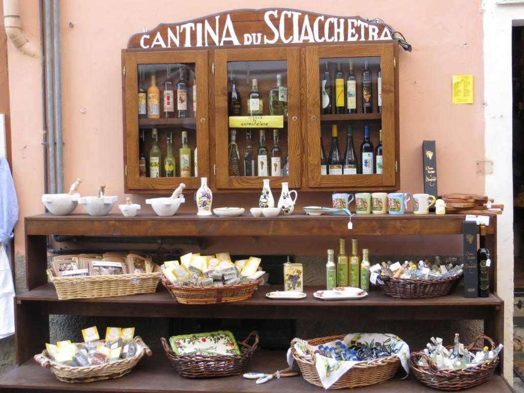 Store in Monterosso