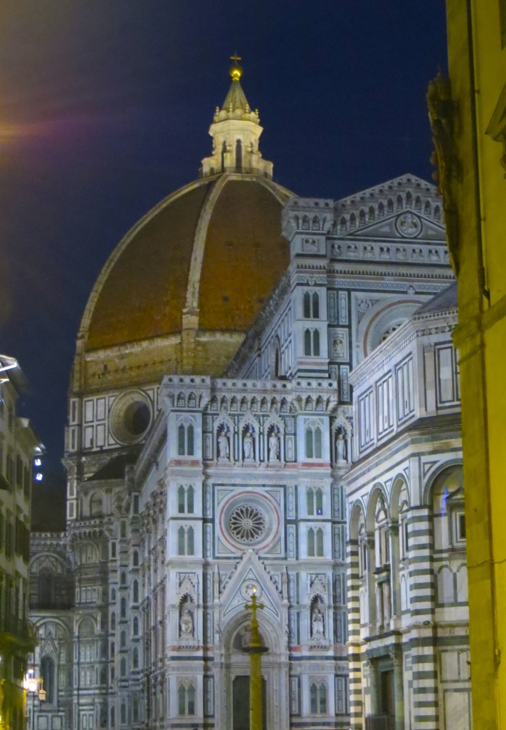 The dome of Brunelleschi