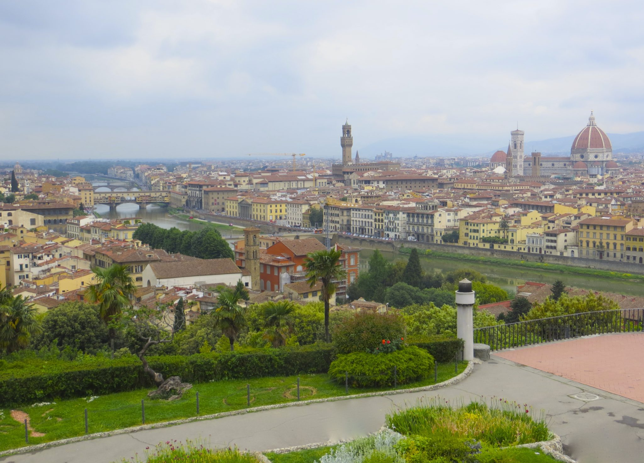 Our Visit to Florence