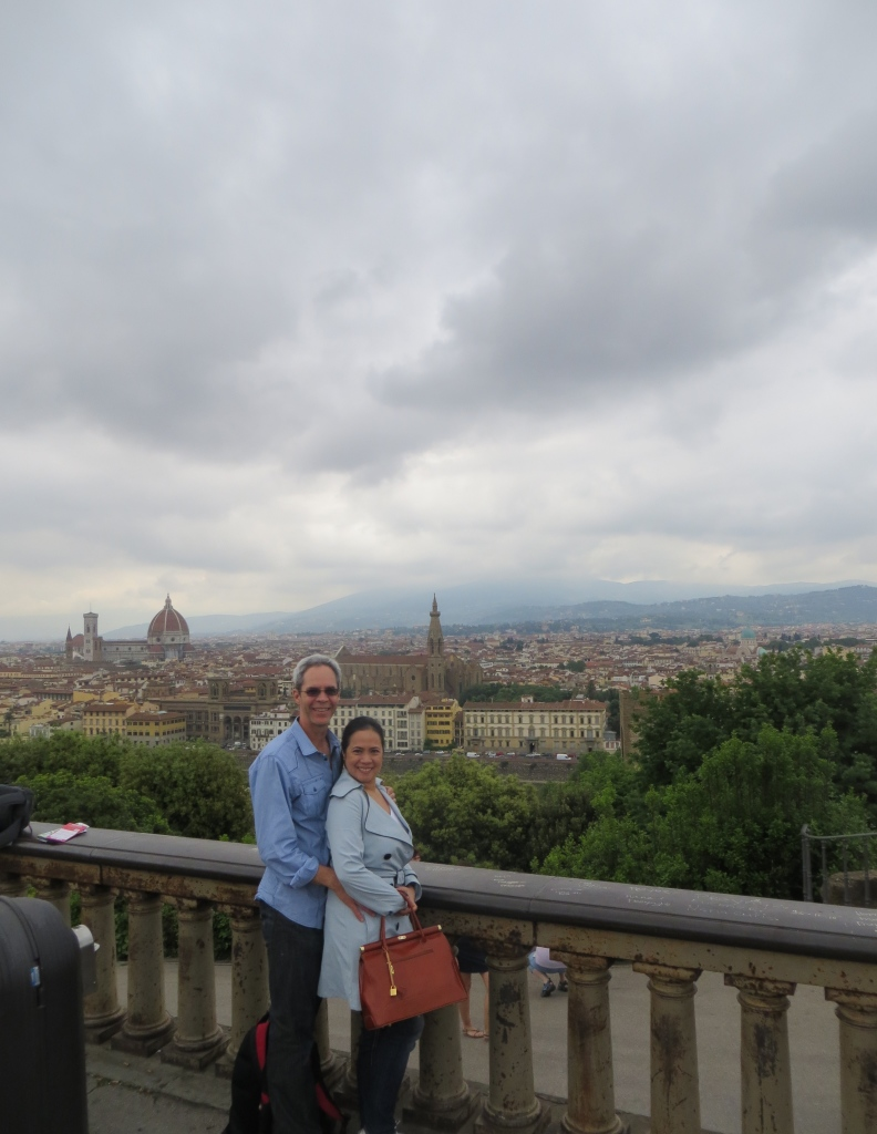 JE in Florence