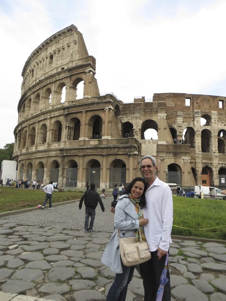 JE in Rome