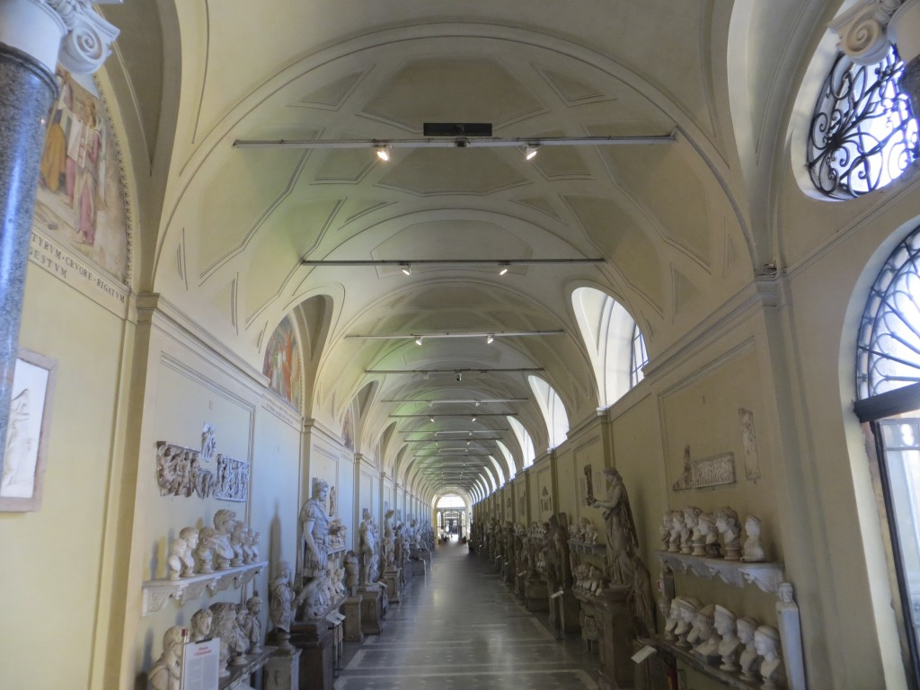 Our Vatican Museum tour