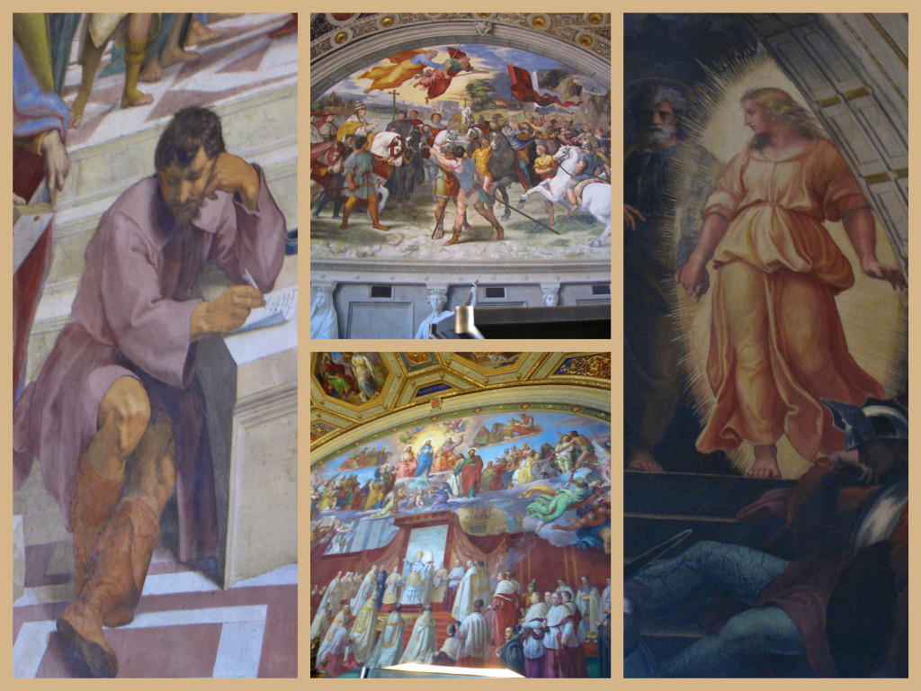 Sistine Chapel art