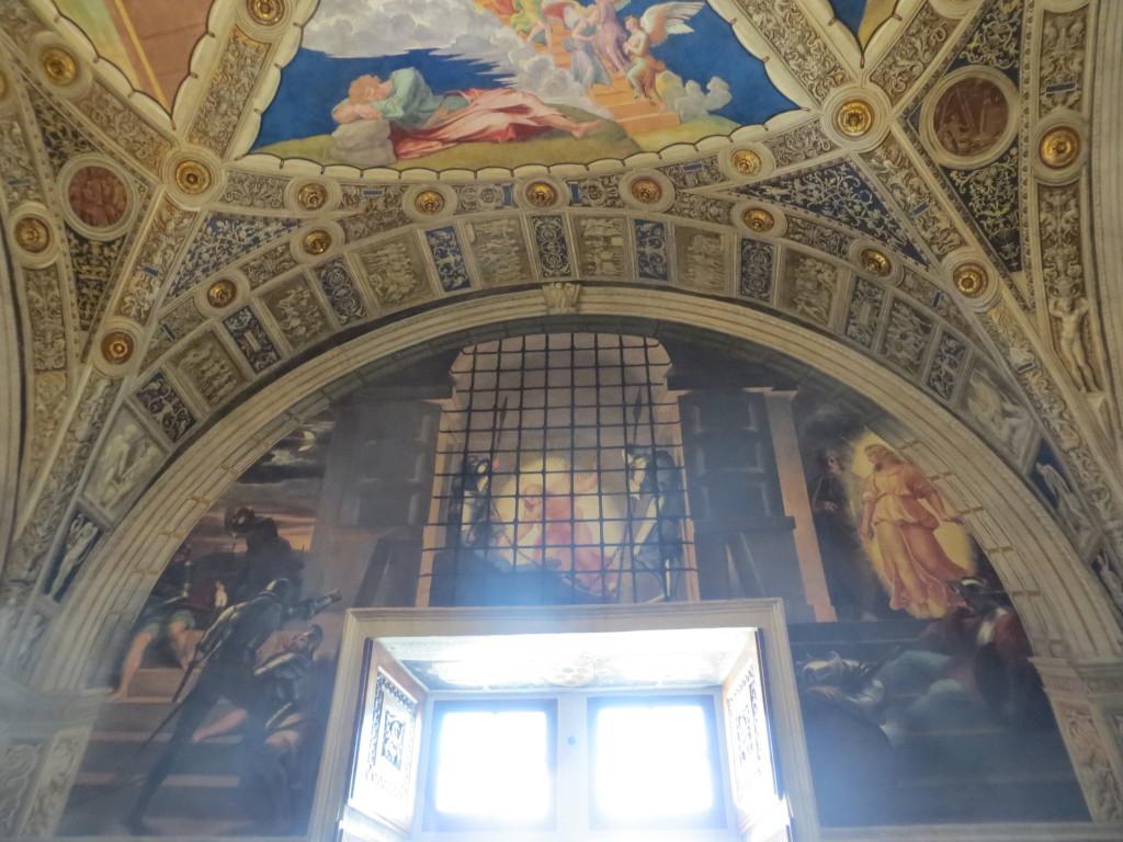 Sistine Chapel details