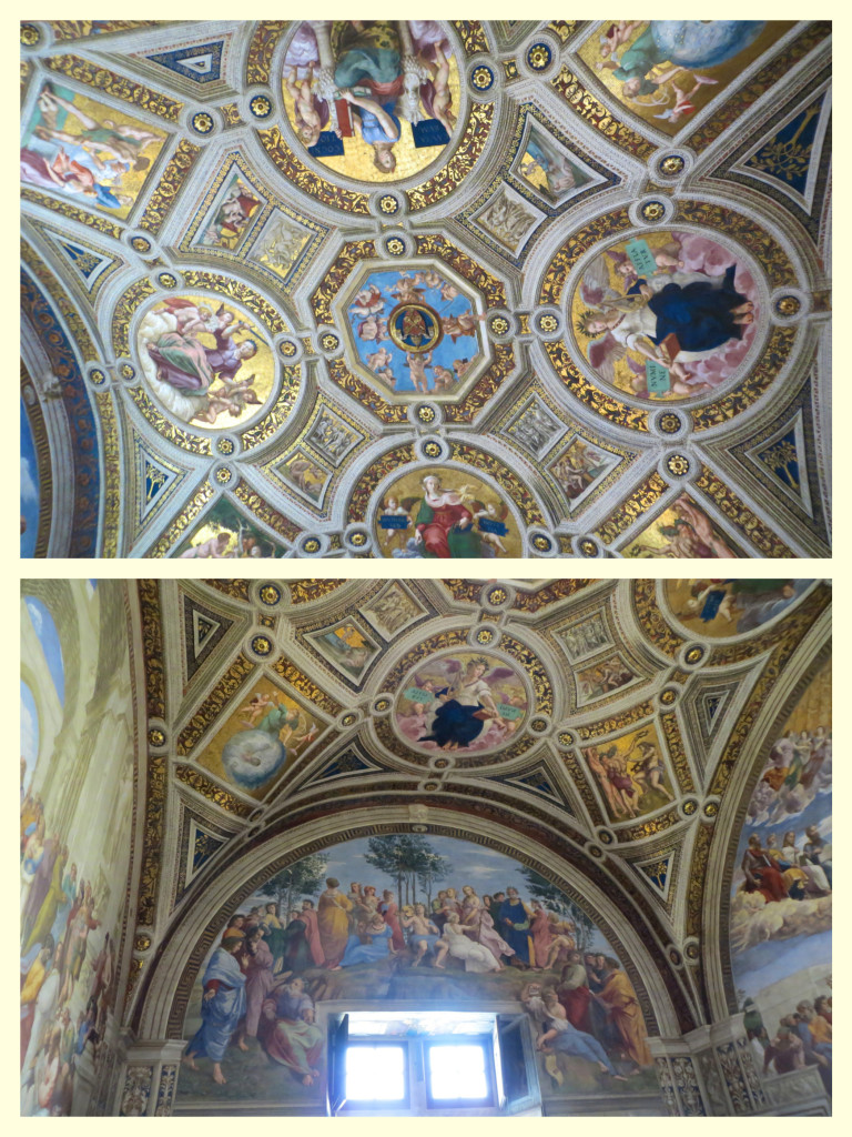 Artwork in the Vatican