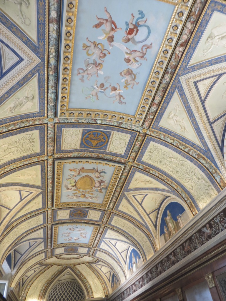 More details inside the Vatican Museums