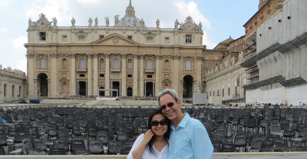Our trip to Rome