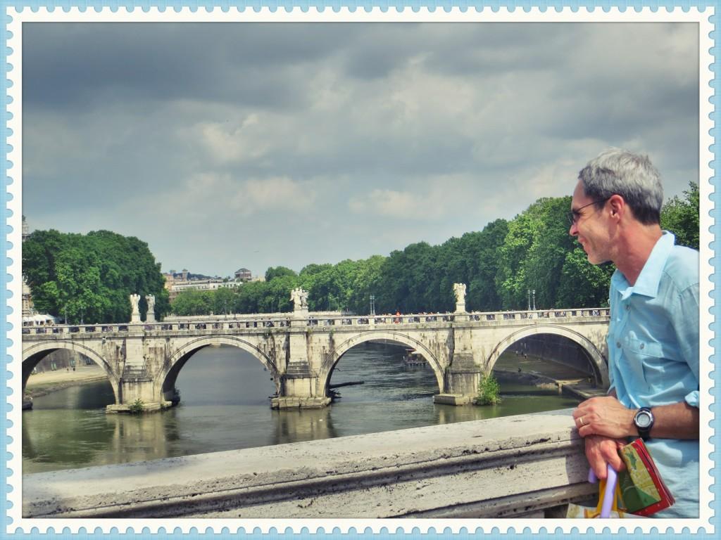 Joe in Rome