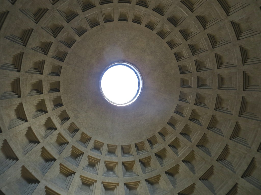 The Pantheon's Dome