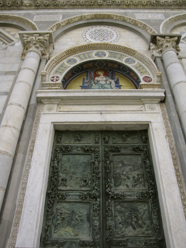 The Duomo's intricate details