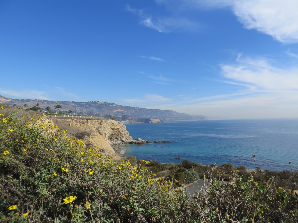 A beautiful day in Palos Verdes