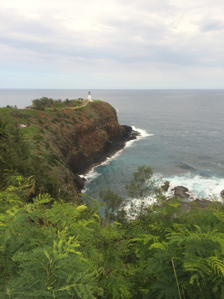 Lighthouse in Kauai
