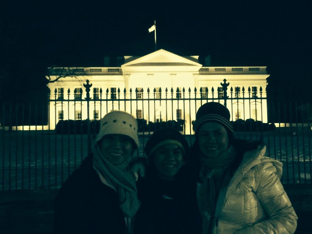 White House plus 3