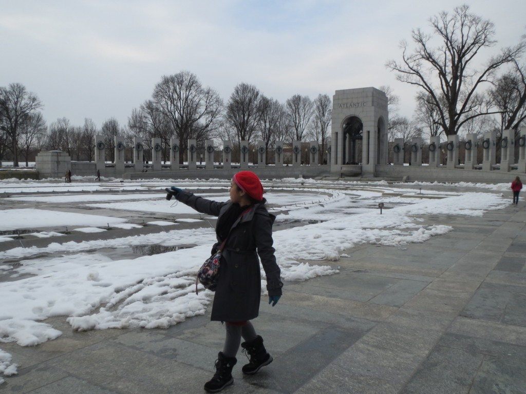 Leanne in DC