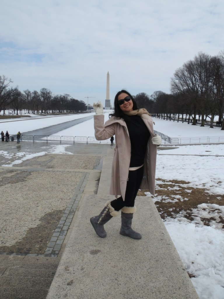 DC and me
