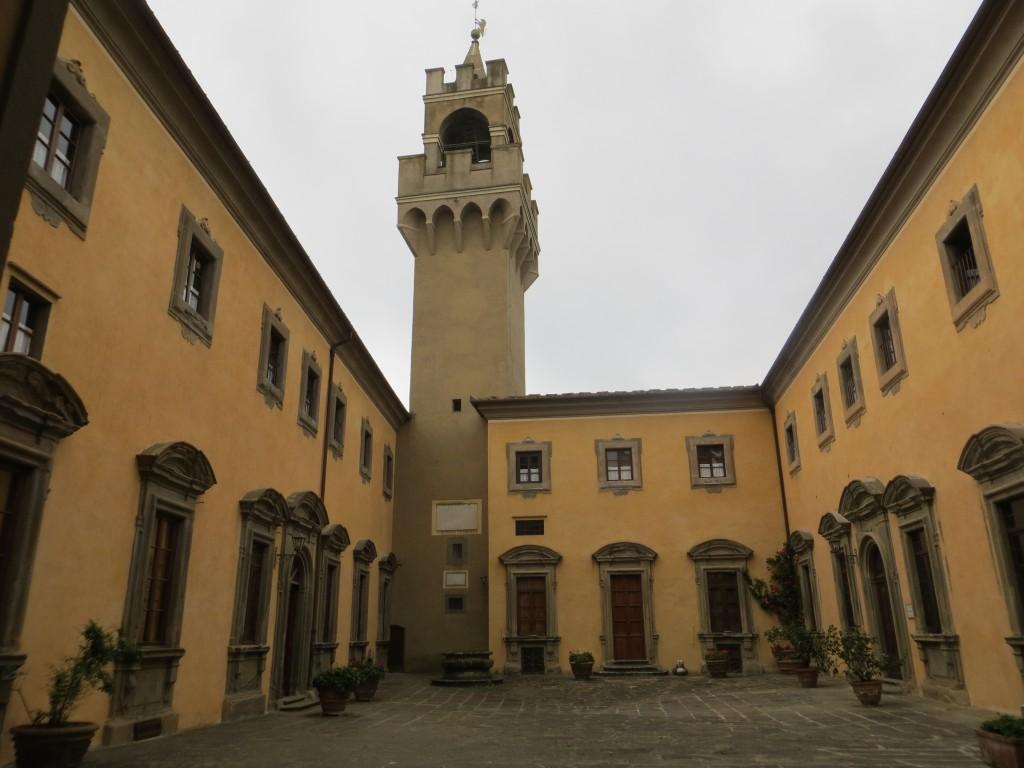 Montegufoni Castle