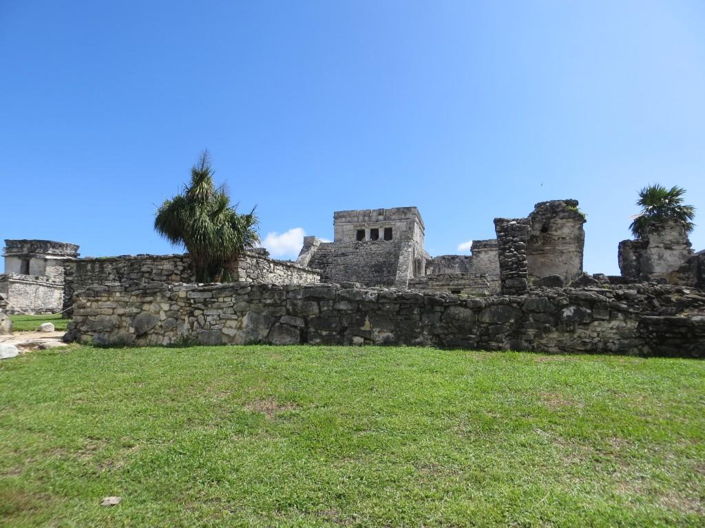 T Mayan Ruins