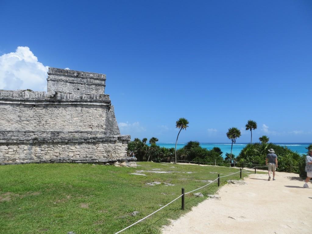 ruins and C Sea