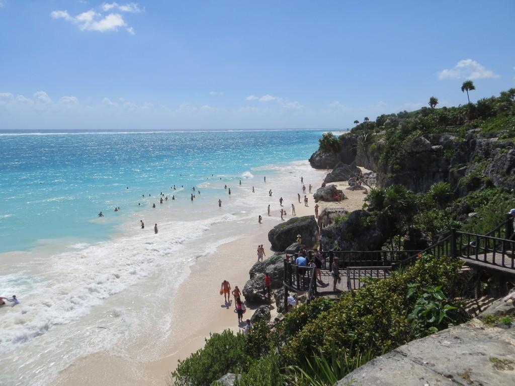 Tulum in the Caribbean