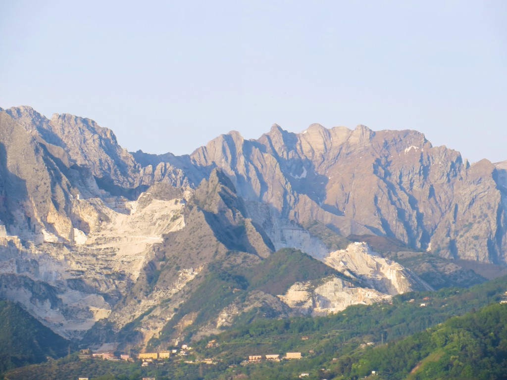 Carrara Mountain