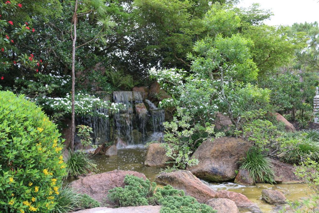 Morikami Falls