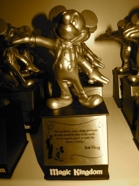 M trophy