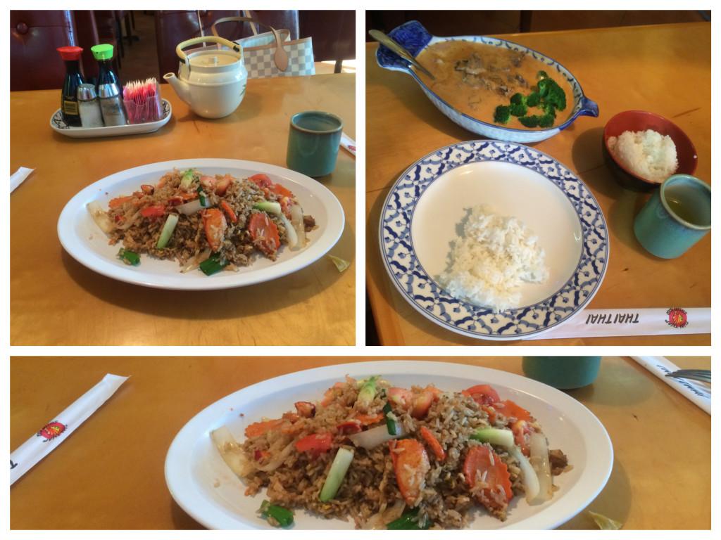 Dinner @ Thai X2