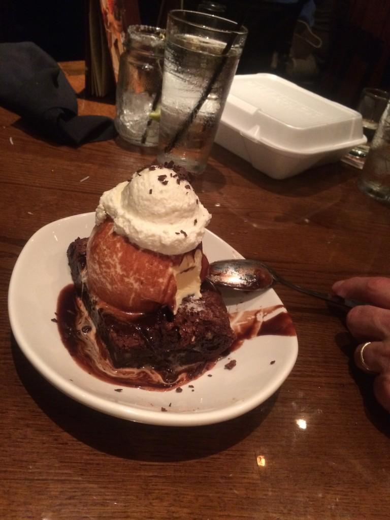 J's dessert