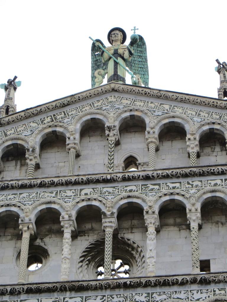 Facade of San Michele