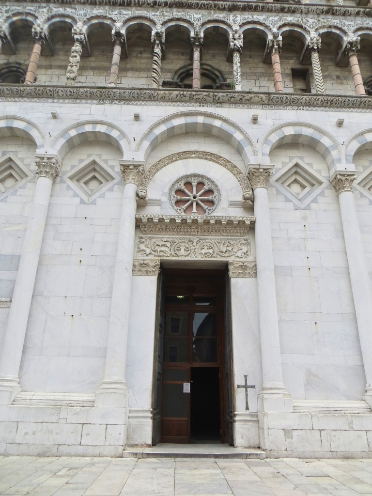 San Michele Columns