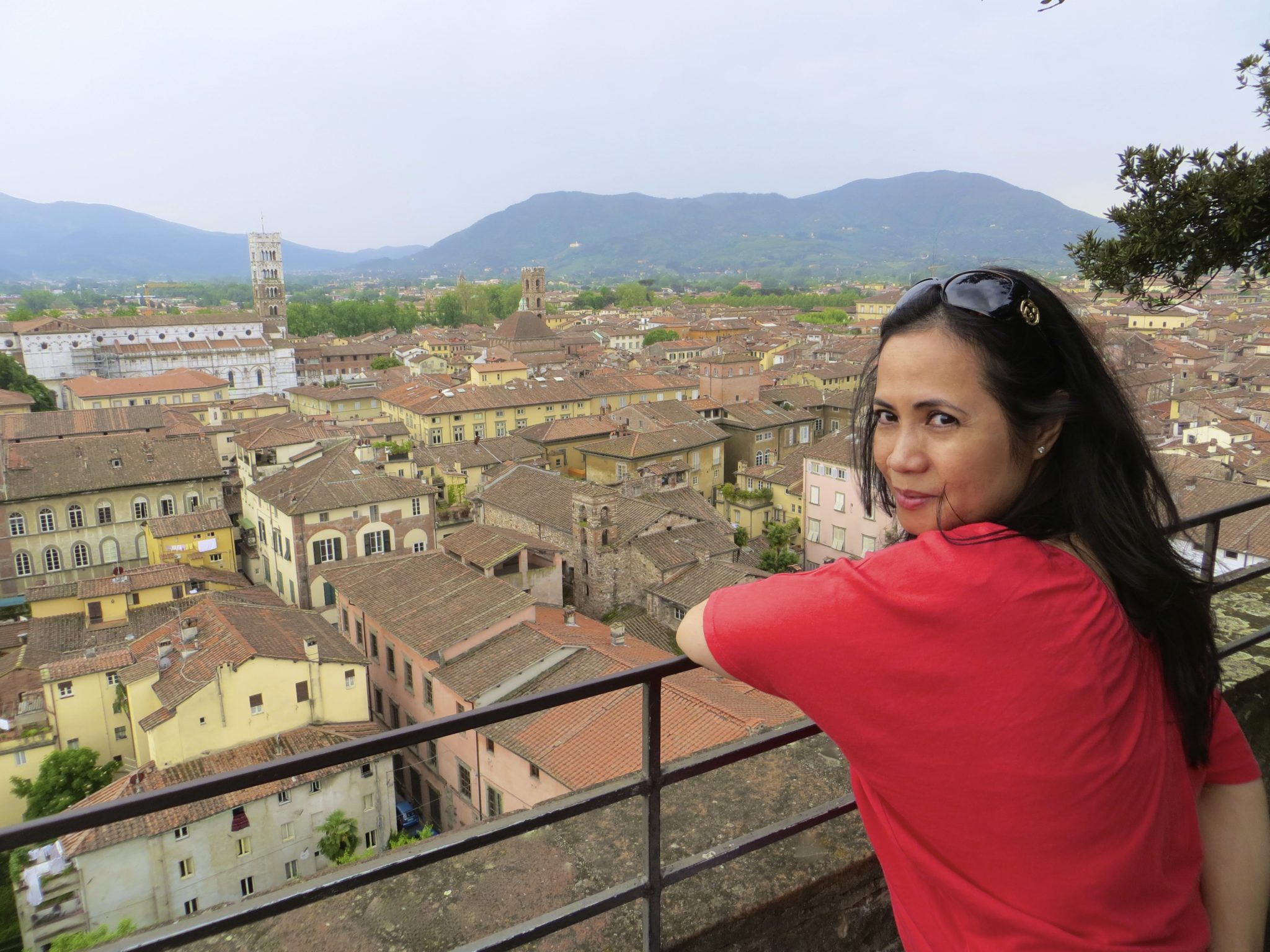 Lucca – A Walled City in Tuscany