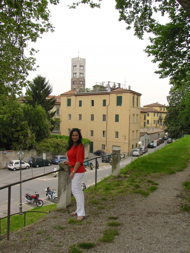Emms in Lucca